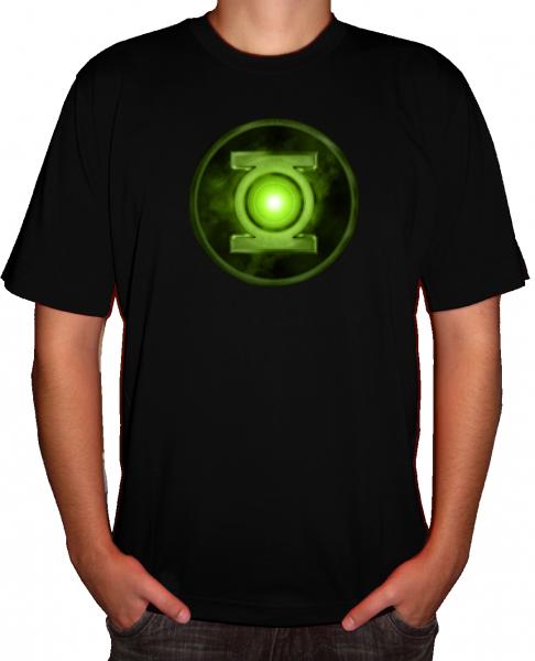 2b6ffdfbf Camiseta Lanterna Verde - LOJA MV2 - Camisetas descoladas e especiais